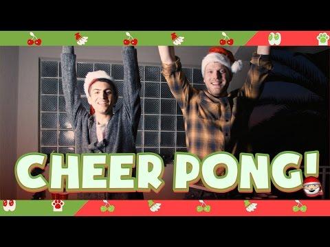 CHEER PONG!!