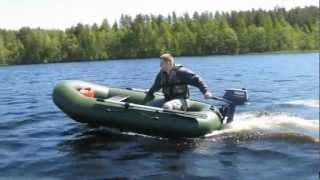 Лодка ПВХ Фрегат M-5 от компании Интернет-магазин «Vlodke» - видео