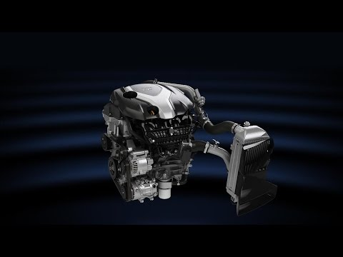 Фото к видео: 1006 THETA 2 0 T GDI ENGINE