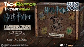 Harry Potter Hogwarts Battle Deckbuilding Game - Gen Con 2016