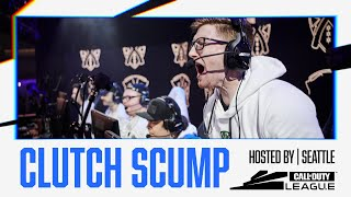 Scump Goes WILD After CLUTCH Moments in the FINALS!