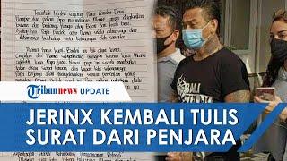 Jerinx SID Kembali Tulis Surat dari Penjara: Posisi Kawan dan Lawan akan Diperjelas setelah Bebas