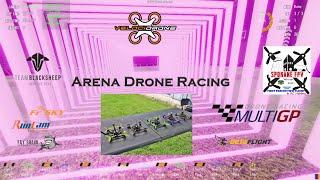 Arena Drone Racing Velocidrone Simulator