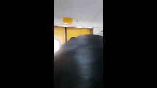 Train Is Emotional. .lol..funny Performance By Comedian In Cape Town Train
