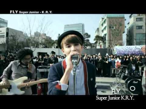 Super Junior K.R.Y - FLY High