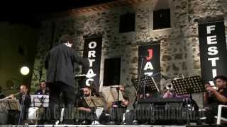 Orchestra Operaia plays Frank Zappa at Ortaccio Jazz Festival