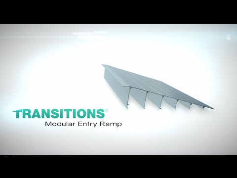 Thumbnail of the Product Overview - TRANSITIONS® Modular Entry Ramp | EZ-ACCESS video