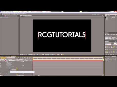 Download After Effects Tutorial: Kinetic Typography (Fade +