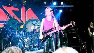 ASIA - Too Late  Live 1989