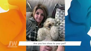 Would You Pose Naked With Your Dog? | Loose Women