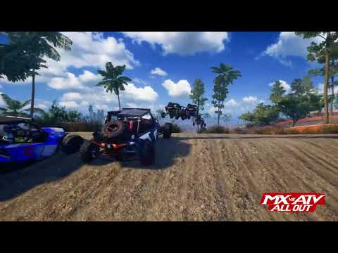 Видео № 1 из игры MX vs ATV: All Out [PS4, PSVR]