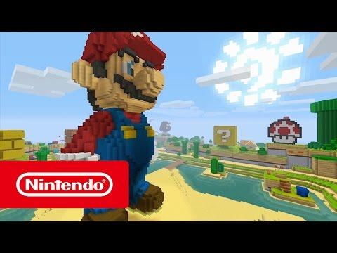 Minecraft: Nintendo Switch Edition & Super Mario Mash-Up Pack - Nintendo eShop Trailer thumbnail