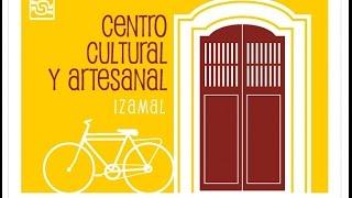 preview picture of video 'Centro Cultural y Artesanal - Izamal, Yucatán, México.'