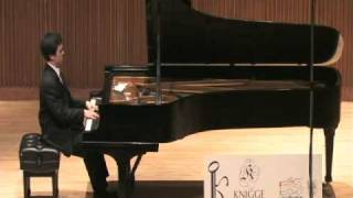 Scott Meek plays Scriabin Etudes op. 42 no. 4 in F-sharp, and op. 65 no. 3