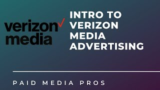 Introduction to Verizon Media Ads