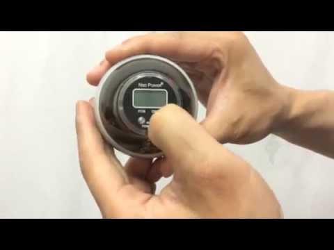 Operating PB-188LC White NSD Spinner