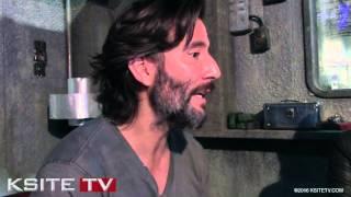 Henry Ian Cusick - 20/01/16 - KSiteTV