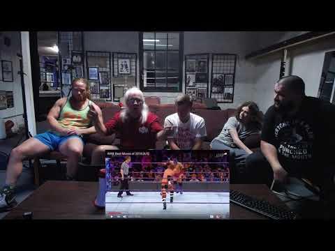 WWE Best Movies of 2018 [4/5] WRESTLERS REACTION