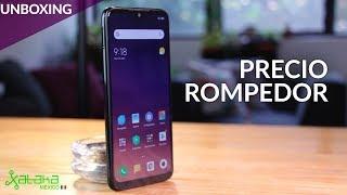Xiaomi REDMI NOTE 7 llega a México, UNBOXING, primeras impresiones y precio oficial
