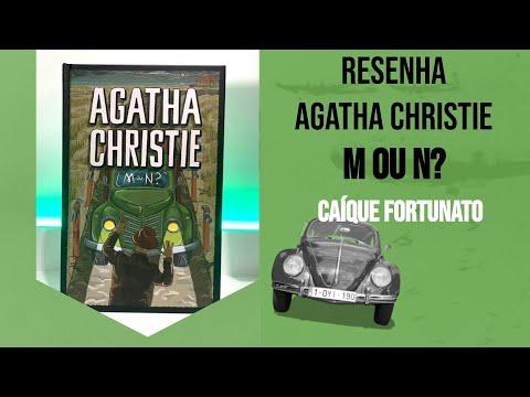 Livro M ou N? de Agatha Christie [Resenha]