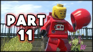 LEGO City Undercover - LBA - Episode 11 - Rich House In Lego City!