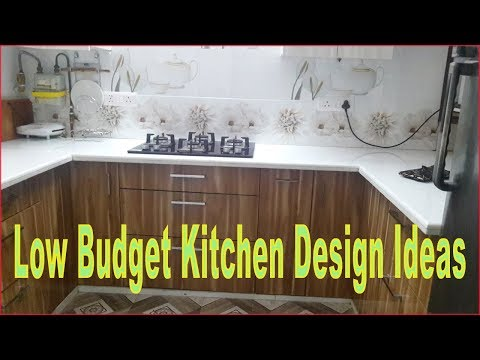 Latest Modular Kitchen Design-How I Renovate My Kitchen at Low Budget-Counter top,Gas Hob,Basket etc