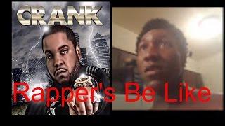 Crank Lucas Compilation 2016 Reaction