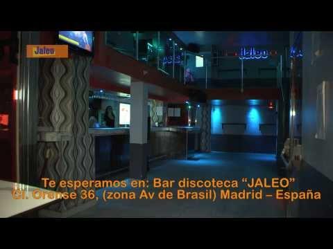 Bar discoteca Jaleo - Como es el local vacio para fiestas, cumpleaños