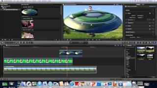 Final Cut Pro X Green Screen Tutorial