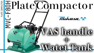 How to use Plate Compactor