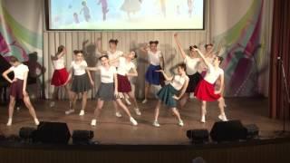 """""""Прогуляем школу"""" - массовый танец"""