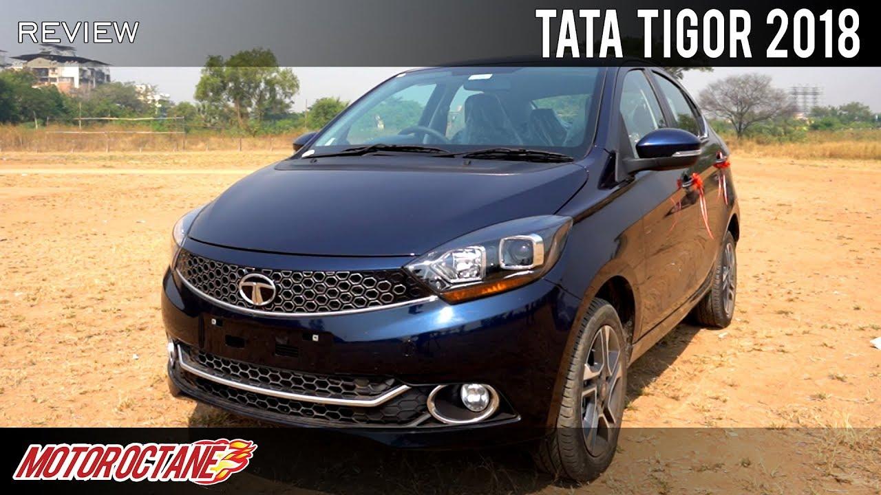 Motoroctane Youtube Video - Tata Tigor 2018 Review | Hindi | MotorOctane