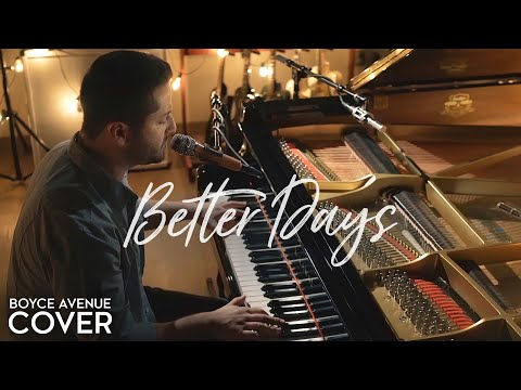 Better Days Goo Goo Dolls Cover