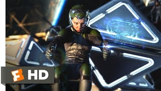 Ender's Game (2/10) Movie CLIP - The Battle Room (2013) HD