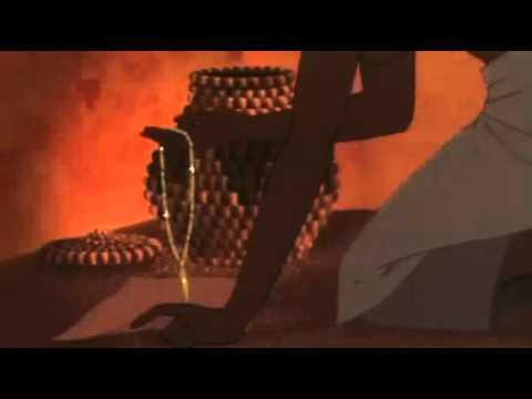 Kirikou et la sorcière ( bande annonce )