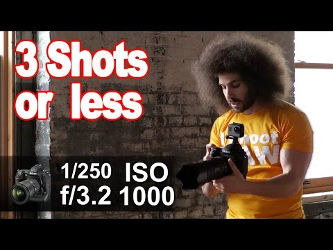 How To Get The Perfect Exposure In