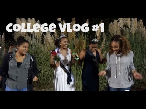 Keep Up With Me – College Vlog #1