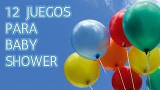 Juegos Para Baby Shower Originales Free Video Search Site Findclip