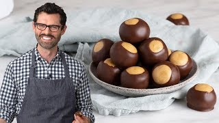 Easy Buckeyes Recipe