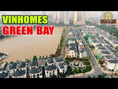 Đô Thị mới toanh của Vingroup trên đất Vàng Hà Nội