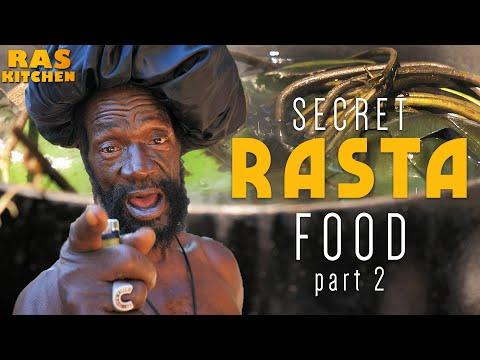 Secret Rasta Food Revealed! This is BOYO