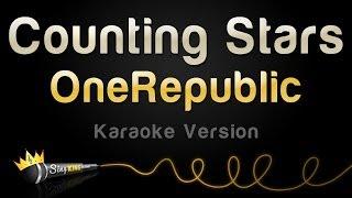 OneRepublic - Counting Stars (Karaoke Version)