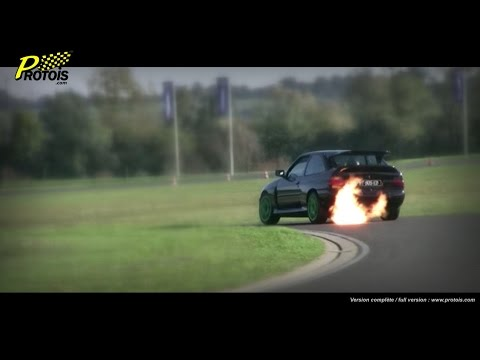 Teaser - Club Ford Cosworth - Magny Cours - 19/10/2014