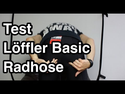 Test Löffler Basic Radhose | Löffler Basic Radhose Test | Löffler Basic Radhose