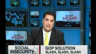 MSNBC w/ Cenk: Rant On Social Security thumbnail
