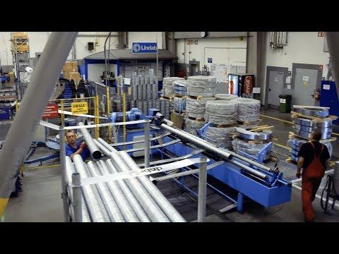 Jak powstają rury wentylacyjne typu Spiro? - zdjęcie