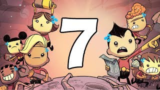 IT'S GETTING HOT IN HERE... | Oxygen Not Included - Part 7