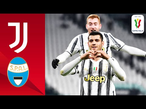 Juventus vs SPAL en Streaming | Quart de finale coupe du roi 2021