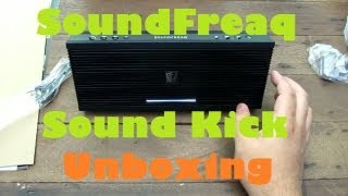 SoundFreaq Sound Kick Unboxing - Portable Bluetooth Speaker With USB Charging For PHP 4,990