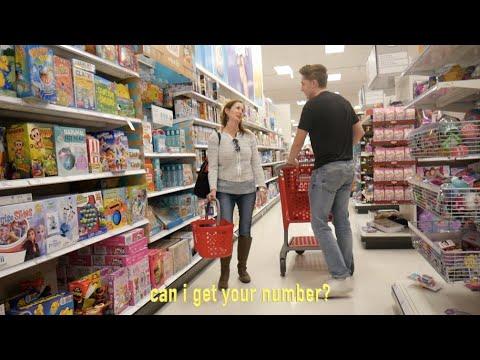 Picking Up MILFs at Target!